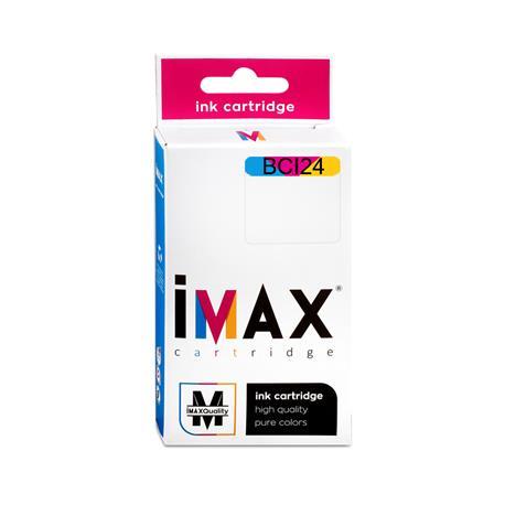 CARTUCHO IMAX® (BCI21C/BCI24C Unificado) PARA IMPRESORAS CA - 15ml - Color