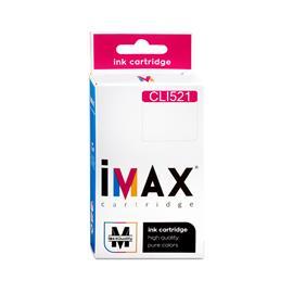 CARTUCHO IMAX® (CLI521M) PARA IMPRESORAS CA - 9ml - Magenta