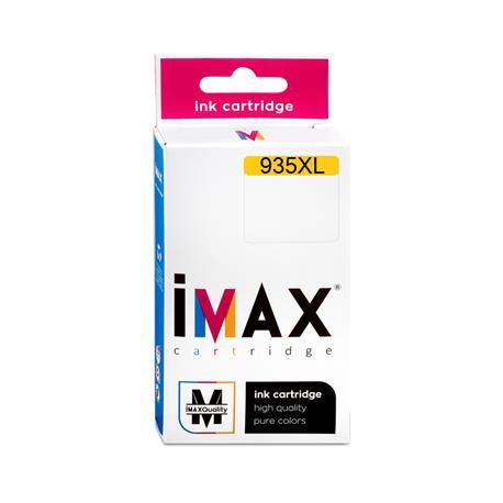CARTUCHO IMAX® (C2P26AE Nº935XLY) PARA IMPRESORAS HP - 14,6ml - Amarillo