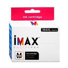 CARTUCHO IMAX® (CB322EE Nº364XLPHOTOBK) PARA IMPRESORAS HP - 12ml - Negro