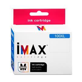 CARTUCHO IMAX® (14N1069E Nº100XLC) PARA IMPRESORAS LE - 13ml - Cyan