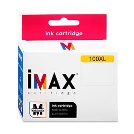 CARTUCHO IMAX® (14N1071E Nº100XLY) PARA IMPRESORAS LE - 13ml - Amarillo