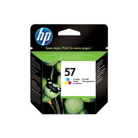 CARTUCHO ORIGINAL (C6657AE Nº57) PARA IMPRESORAS HP - 17ml - Color