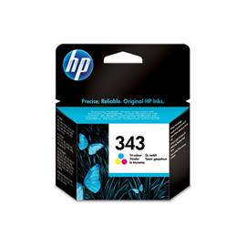 CARTUCHO ORIGINAL (C8766EE Nº343) PARA IMPRESORAS HP - 7ml - Color