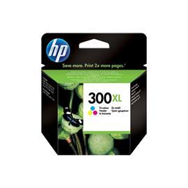 CARTUCHO ORIGINAL (CC644EE Nº300XL) PARA IMPRESORAS HP - 440 pag - Color