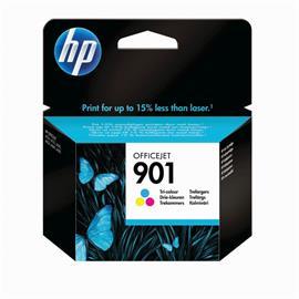 CARTUCHO ORIGINAL (CC656AE Nº901) PARA IMPRESORAS HP - 360 pag - Color